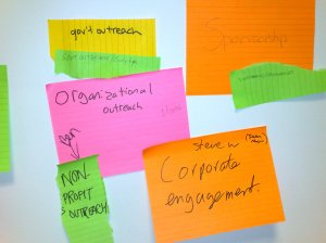 VanChangeCamp Committees - Engagement