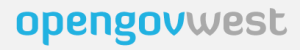 Open Gov West Logo